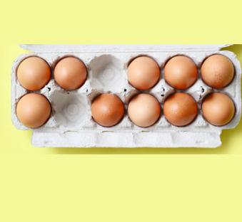 Най-добрият начин да сварите твърди яйца